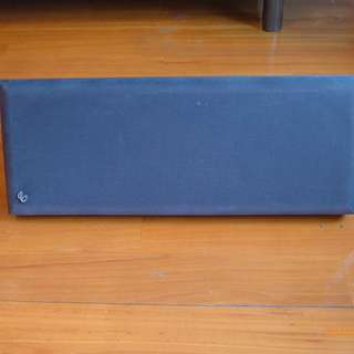 Infinity speaker 低音喇叭