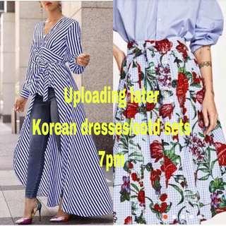 Korean ootds