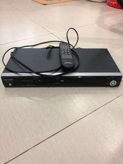 *Fire Sale* Sharp DVD player with cables and remote