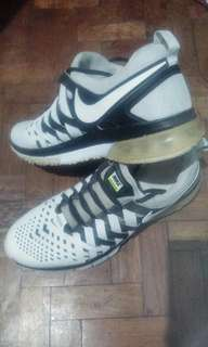 NIKE rubber repriced