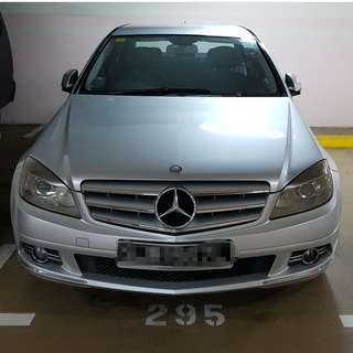 Mercedes-Benz C200 Saloon Auto Avantgarde
