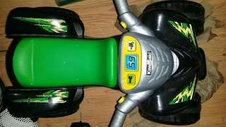 Used atv for toddlers ages 12 to 18months