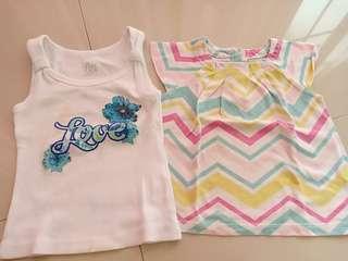 Baju anak 3 -12 bulan