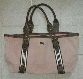 Burberry Pink Handbag