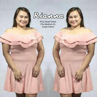 XL RIANNA DRESS