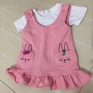 Jumper Dress - Crib Couture
