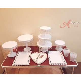 Dessert Table Setup and Rental