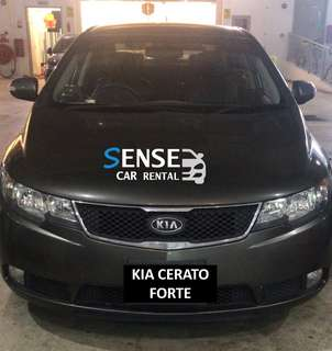 KIA CERATO FORTE $350/WEEK