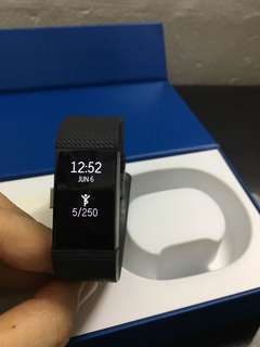 Fitbit Charge 2 ( unisex )