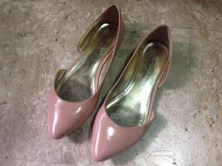 Classic Flat Shoes Pointed Shoes