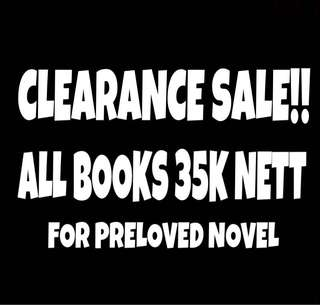 [Clearance Sale]
