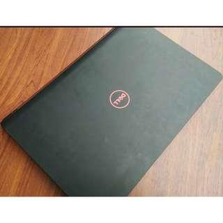 """(二手)DELL Inspiron 15 7000 (7559) 15.6"""" i7-6700HQ,8G,1000G/256G SSD,GTX960M 4G laptop 95%NEW"""
