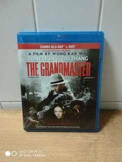 The Grandmaster - Blu Ray & DVD - US Import (original)