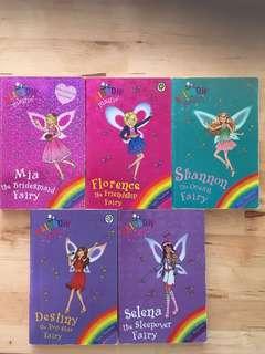 Rainbow magic共5本
