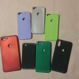 Soft matte phone cases