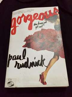 Gorgeous by Paul Rudnick