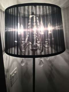 Structube chandelier lamp