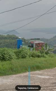 lot for sale tagaytay taal view