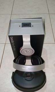 Beats by Dr. Dre Studio Limited Edition (Silver)