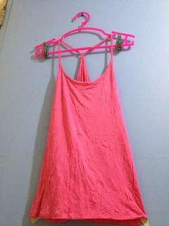 Neon Pink Sando