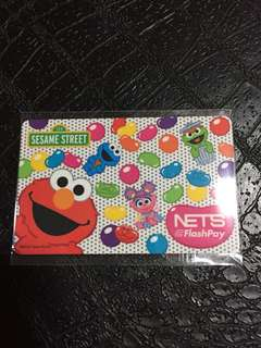 Sesame Street EZ link / Nets Flashpay - Limited Edition
