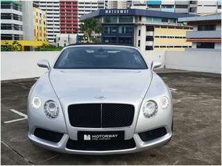 Bentley Continental GT Convertible 4.0 Auto V8