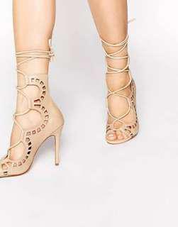 Windsor Smith Gillie Heels Nude #swapAU