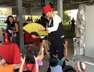 🚚 Kids Party Birthday Celebration with Magic and Gamehosting