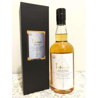 秩父 Ichiro's Malt & Grain  日本 威士忌 Japanese Whisky (另有輕井沢, 山崎, 余市, 白州, 宮城峽, 駒ケ岳, 秩父, 羽生)