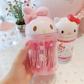 Melody / hello kitty container