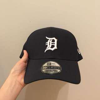 Detroit Tigers New Era MLB Dub Classic 39THIRTY Cap