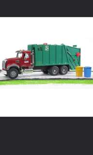 Bruder Rubbish Truck (Full realistic function)