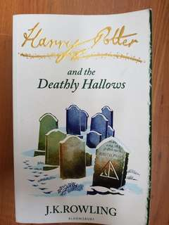Harry potter and deathly holloe