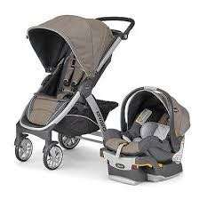 Chicco Bravo with Keyfit 360 car seat