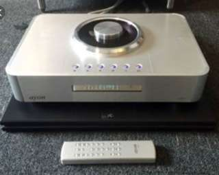High end CD player audiophile - price lowered