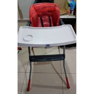 Chicco High Baby Chair - Kerusi baby