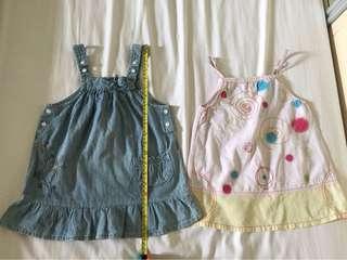 Dress 2pc (2-4yo)