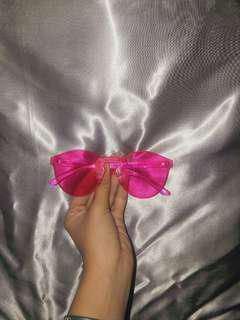 Clear Sunglasses / Kacamata Gaol Gilz