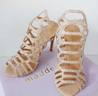 Madden Girl Nude Fab size 6.5/7/8.5