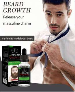 For men Beard Growth, Repair And Activation
