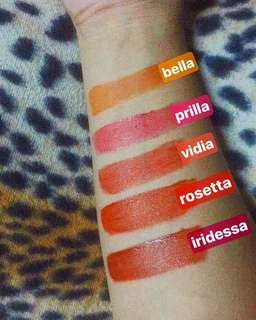 5 available shades