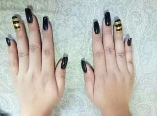 Faux Nails 20pcs.