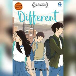 Ebook Different