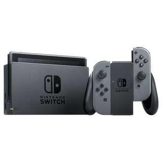 🚚 SALE BNIB LOCAL SET Nintendo Switch Console Grey