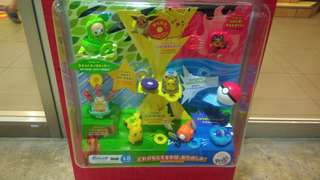 limited edition Pokemon MacDonald toy