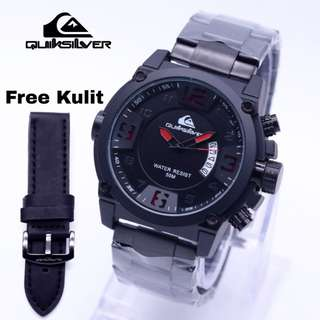 Quiksilver Date Stainless