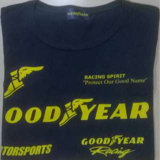 Goodyear Tee By Daluc Japan