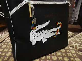 Lacoste bag limited edition