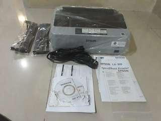 Printer Dot Matrik Epson LX 310