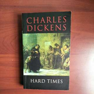 Hard Times -Dickens